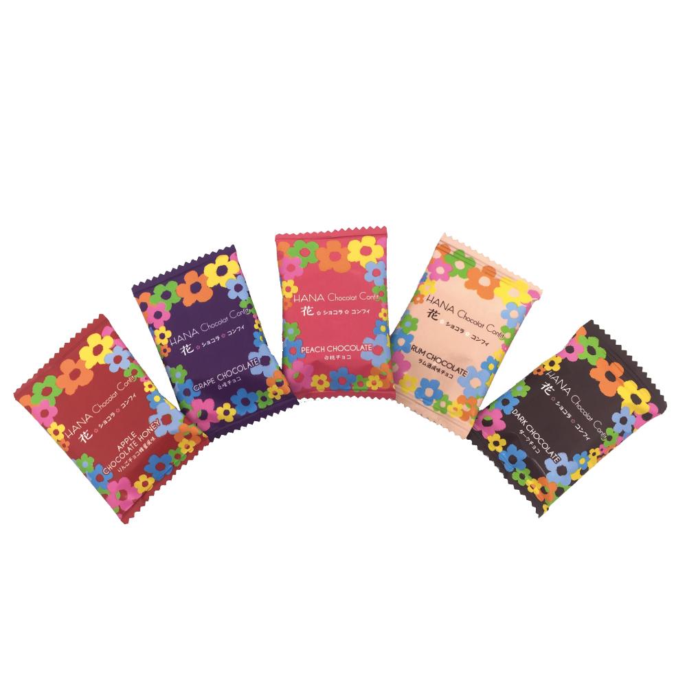 花ショコラコンフィ5枚入り個包装